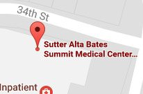 Alta Bates Summit Medical Center Summit Campus in Oakland